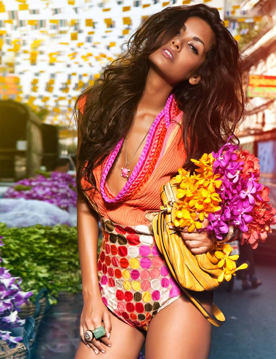 | ESHA GUPTA FOR VOGUE INDIA | VOGUE FASHION PHOTOGRAPHER | Vikram Pathak
